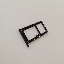 Сим-лоток для Xiaomi Redmi Note 5 Black