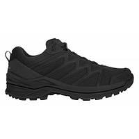 Ботинки тактические LOWA Innox PRO GTX Lo TF (черные)