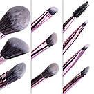 Набор кисточек для макияжа из 10 инструментов maXmaR MB-289, фото 5