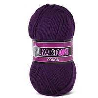 100% акрил( 100 г/300 м) Kartopu Gonka K725(фиолетовый)