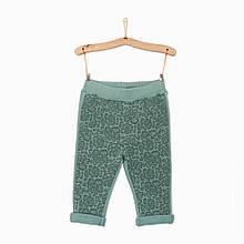 Детские спортивные штаны для девочки Одежда для девочек 0-2 iDO Италия 4.Q366 Зеленый