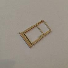 Сим-лоток для Xiaomi Redmi 6 / 6A Gold