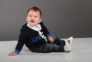 Детский комплект для мальчика Melby Италия 46021715 Черный