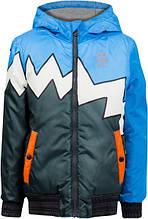 Детская куртка для мальчика Desigual Испания 48E3604 Голубой