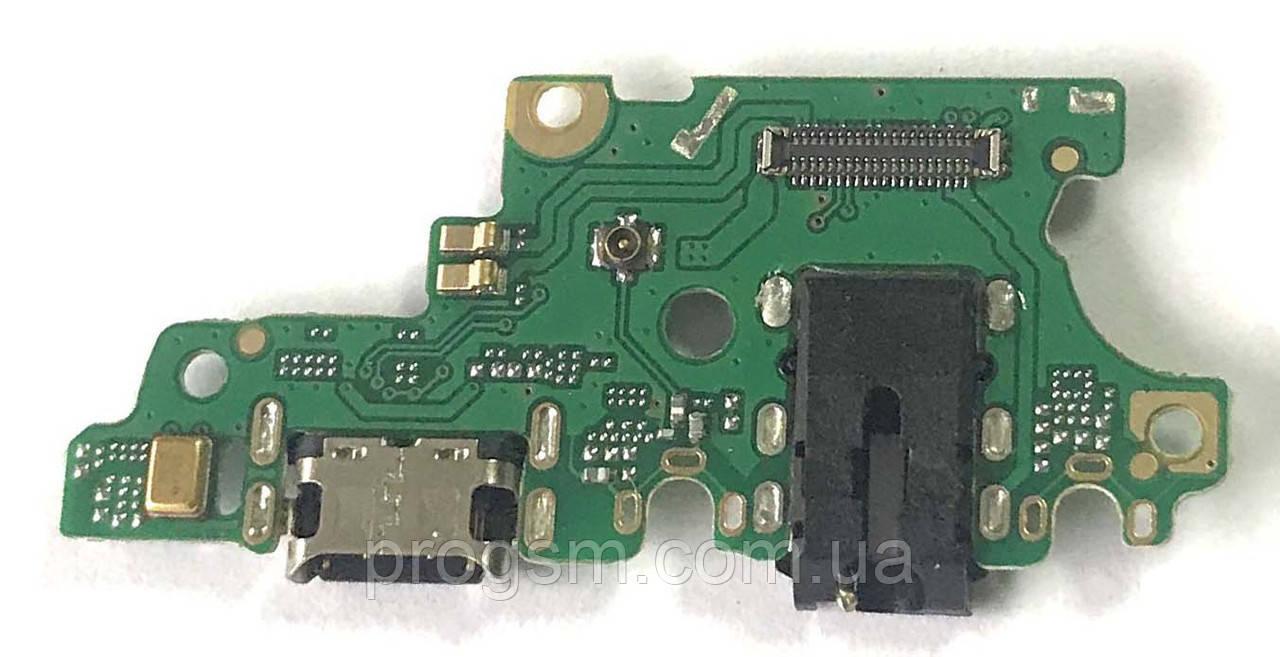 Разъем зарядки Huawei Nova 3 (PAR-LX1 / с платкой)