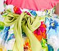 Нарядна спідниця для дівчинки Alice Pi Італія 6341 Білий, фото 5