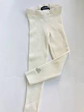 Детские лосины для девочки Viaelisia Италия 7026 Белый