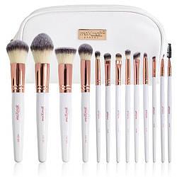 Набор кисточек для макияжа из 13 инструментов maXmaR MB-291