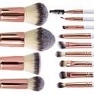 Набор кисточек для макияжа из 13 инструментов maXmaR MB-291, фото 4
