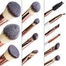 Набор кисточек для макияжа из 13 инструментов maXmaR MB-291, фото 5