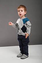 Детские брюки для мальчика Melby Италия 73531429 бежевый