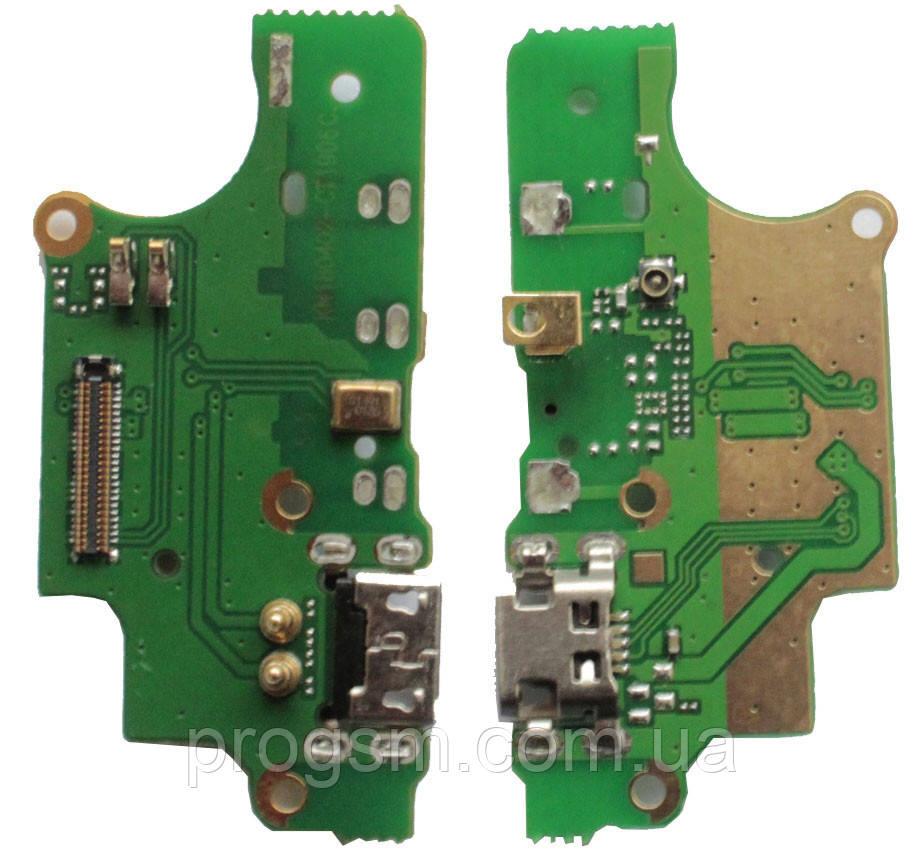Разъем зарядки Nokia 5 (с платкой)