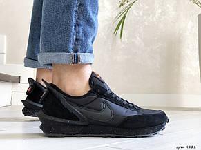 Мужские кроссовки Nike Undercover Jun Takahashi, черные, фото 2