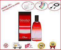 Чоловіча туалетна вода Christian Dior Fahrenheit Cologne (Діор Фаренгейт Кологн) 100 ml
