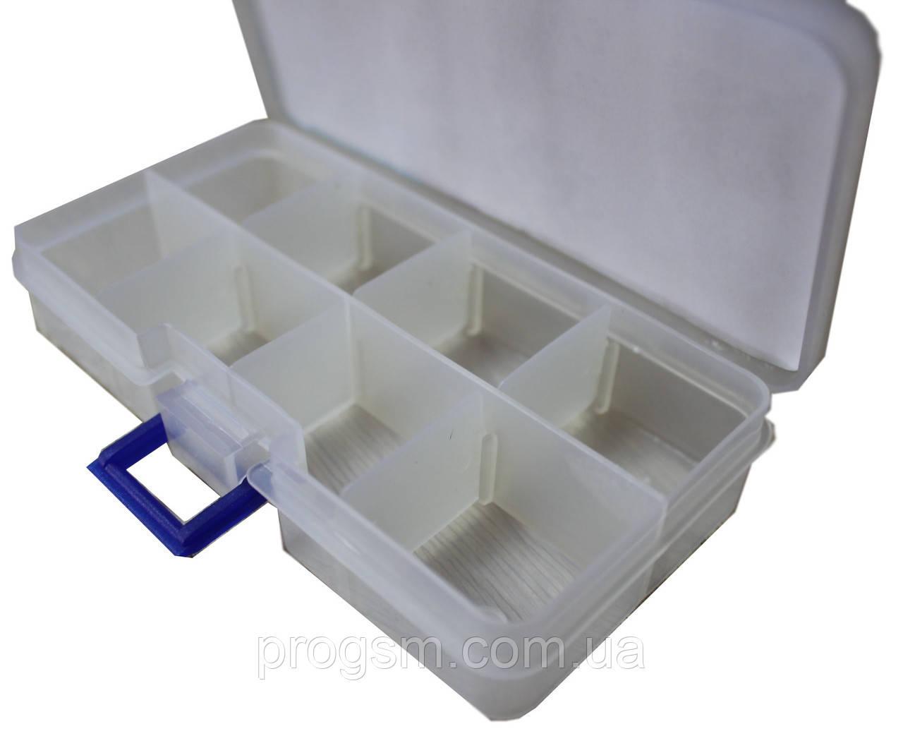Коробка для мелочевки маленькая (8 секций)