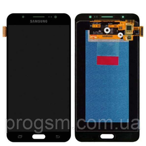Дисплей Samsung Galaxy J7 2016 SM-J710F Original 100% (Service Pack) Black