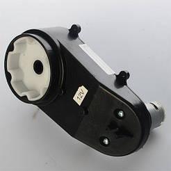 Редуктор в сборе с мотором M 3178-GEAR для электрM 3178/79/80/81/M3213/3446/47/M3402,12V,6000
