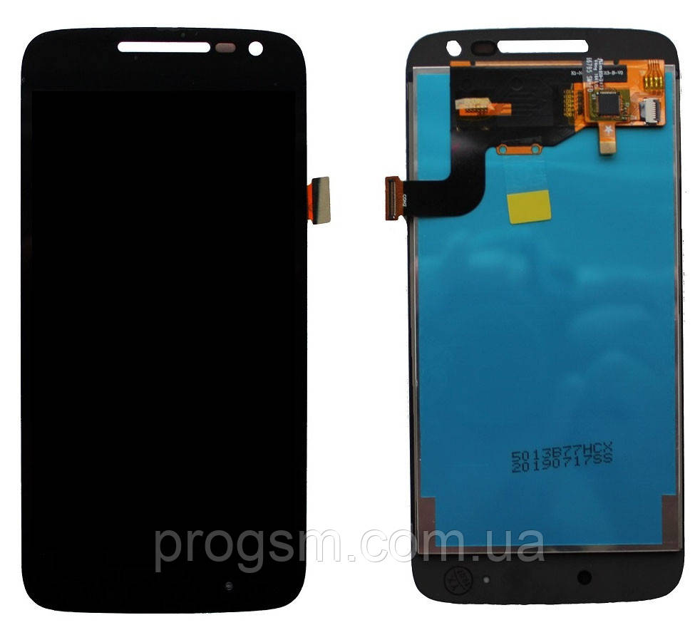 Дисплей Motorola Moto G4 Play  XT1602 / XT1603 / XT1607 complete with touch Black