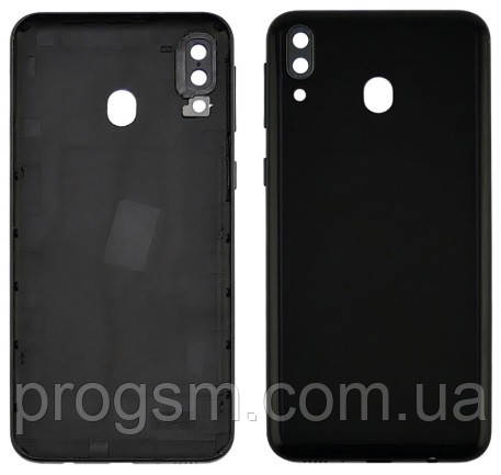 Задняя часть корпуса Samsung Galaxy M20 2019 SM-M205 Black