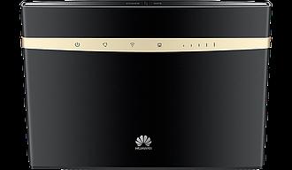Стационарный WiFi роутер Huawei B525 Prime Cat6 до 300 Мбит/с Черный (987523)