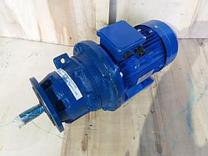 Мотор-редуктор 4МП25-280 с 1,5 квт 1500 об.мин АИР80В4 220/380 в, фото 2