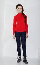 Демисезонные детские джинсы для девочки Krytik Италия 84470 / kb / 00a Синий