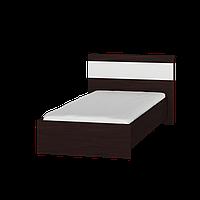Спальня детская Соната комплект 11 Эверест Венге темный + Белый