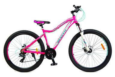 Горный алюминиевый велосипед Benetti Giro 27,5 DD 2020 Al