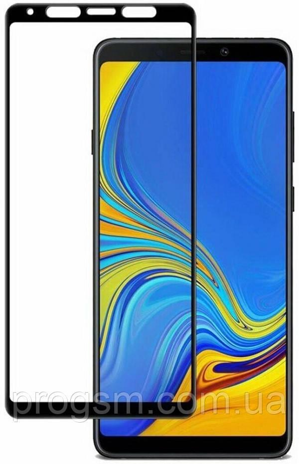 Защитное стекло (броня) для Samsung Galaxy A70 2019 SM-A705 3D Black