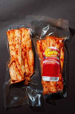 Сыр сулугуни палочка паприка