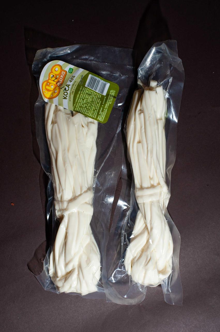 Сыр сулугуни косичка