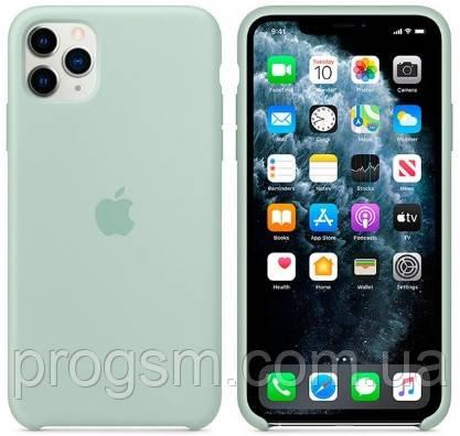 Чехол (Silicone Case) для iPhone 11 Pro Original Beryl