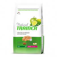 Сухой корм для собак Trainer Natural (Трейнер Нейчирал) Adult Maxi Con Pollo Fresco, Riso & Aloe Vera 2 кг.