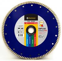 Алмазный отрезной диск Baumesser Turbo Stahlbeton PRO