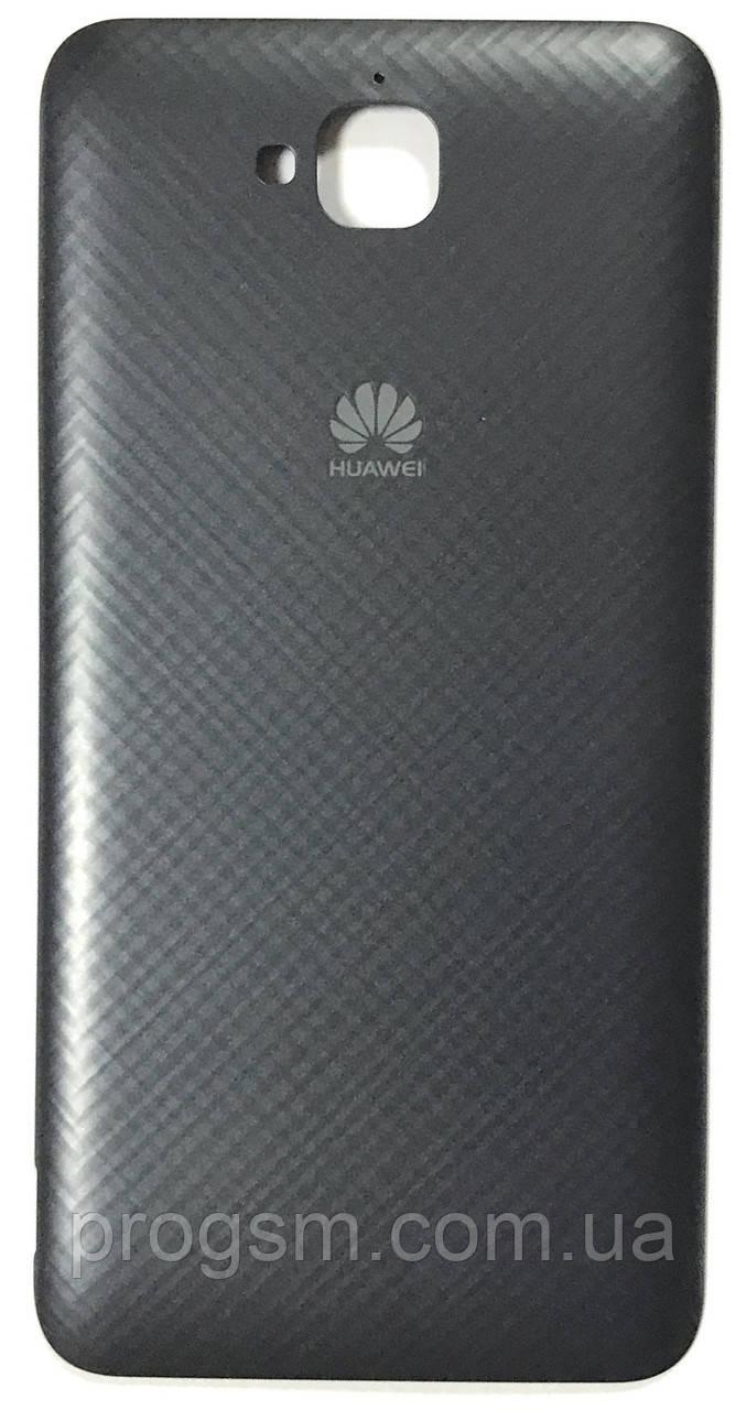 Задняя часть корпуса Huawei Y6 Pro (TIT-U02) Honor 4C Pro (TIT-L01) Black