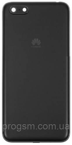 Задняя часть корпуса Huawei Y5 Prime 2018 (DRA-L01) Black