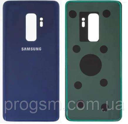 Задняя часть корпуса Samsung Galaxy S9 Plus / G965 Blue