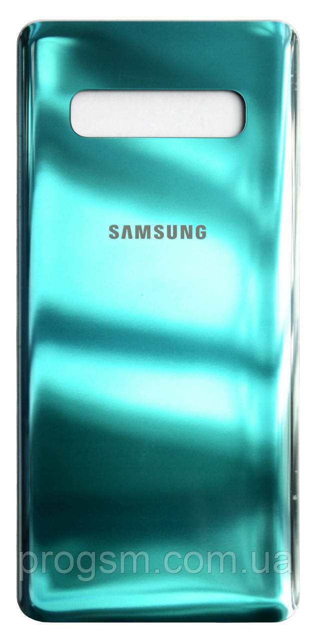 Задняя часть корпуса Samsung Galaxy S10 Plus SM-G975 Green