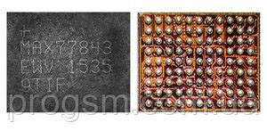 Микросхема управления питанием MAX77843 для Samsung G920F Galaxy S6/G925F/N910 Galaxy Note 4