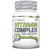 Витаминно-минеральный комплекс BioTech USA Vitamin Complex, 60 таб.