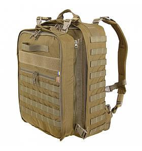 Тактический рюкзак медицинский MBP Coyote. Рюкзак парамедика Койот 40 л