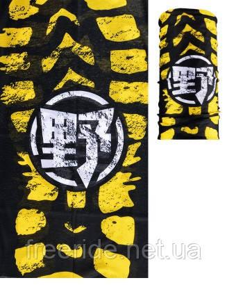 Бафф, buff Rockbros, бесшовный шарф, повязка (# 5042), фото 2
