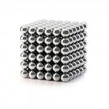 Магнітний конструктор Неокуб 216 кульок, головоломка, магнітні кульки NeoCube