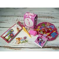 Подарок детский 67001 ЛЮБИМОЙ ДОЧЕНЬКЕ