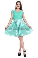 Молодіжна сукня кльош  Бебі-долл  CC conanima