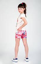 Детские шорты для девочки Pezzo D'oro Италия FK52911 Розовый