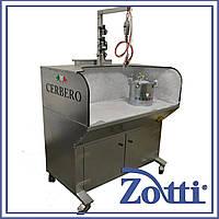 Стол для нанесения клея распылением mod. КТ 080В-S-TK8. Cerbero (Италия)