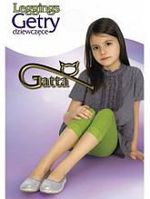 Детские лосины для девочки Gatta Польша GETRY Черный
