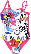 Детский купальник для девочки Польша GIRAFFE Мультиколор