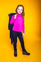 Детская водолазка для девочки Pezzo D'oro Италия K1094 Розовый 110, , розовый,